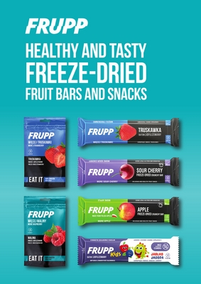 FRUPP bars snacks small